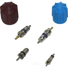 A/C System Valve Core and Cap Kit-Base UAC VC 2911C