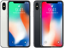 64GB Apple iPhone X Silver/Gray SEALED janjanman120