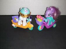 My Little Pony Mon Poney Kleines Pony G4 Scooter Friends Rarity & Daisy Dreams