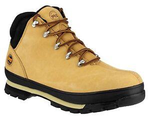 Timberland Pro Splitrock Water Resistant Safety Mens Boots Steel Toe Cap UK6-12