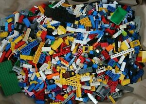 Large Lego Bundle - Job Lot of Mixed Pieces Approx 5kg+ (Hospiscare)