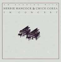 HERBIE & COREA,CHICK HANCOCK - AN EVENING WITH HERBIE HANCOCK &2 CD NEW
