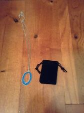 Portal 2 Pendant Necklace & Pouch New Rare Limited Rare Cosplay Portal