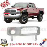 Front Bumper Sight Shield Right Hand Side For 1994-2002 Dodge Ram 1500 2500 3500