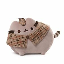 Pusheen Detective 12 inch Plush- NEW with tags, by GUND!