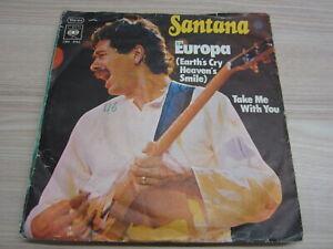 Single / Santana ?– Europa     /   / RARITÄT / DE    PRESS /
