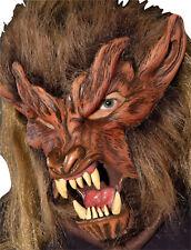 Lone Wolf Máscara de Látex