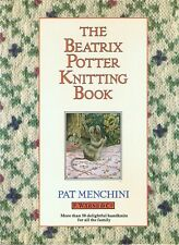 The BEATRIX POTTER Knitting Book by Pat Menchini (Hardback, 1987) FREE POST