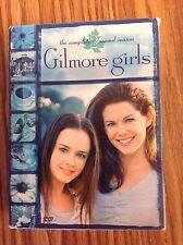 Gilmore Girls the complete Second season 6 DVD Box Set