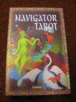 Navigator Tarot Buch - Karten werden erklärt NEU ( Karten im anderen Angebot )