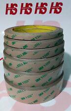 3M™ Nastro adesivo Transfer 9473PC misure da mm4 a  mm25x5m alta temperatura