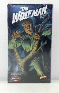 1998 Polar Lights Playing Mantis #5018 THE WOLF MAN Monster Model Kit ~ T725