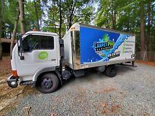 Truck Mount Carpet Cleaning Van
