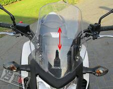 BRUUDT Windschildverstellung für Honda NC700X und  NC750X  2012-2015
