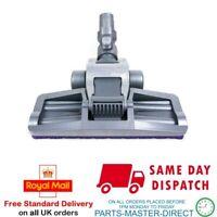 GENUINE DYSON DC08 VACUUM CLEANER FLOOR TOOL IN PURPLE GREY / STEEL 904136-37