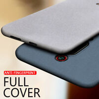 For OnePlus Nord 8 Pro 7T 7 Pro 6T Shockproof Silicone Soft Sandstone Case Cover