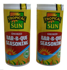 Tropical Sun Smoked Bar-B-Que Seasoning 100g (Pack of 2)