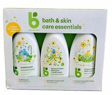 Babyganics Shampoo+Body Wash+Bubble Bath and + Moisturizer Tear Free! For Babies