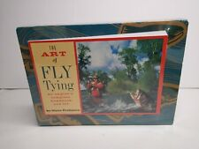 The Art Of Fly Fishing - By Steve Probasco New Sealed