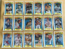 1979 Kelloggs COMPLETE set 60 Nm/MT NO cracks ROSE YAZ BRETT SEAVER REGGIE CAREW