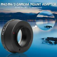 M42-M4/3 Mount Camera Adapter M42 Len to Micro 4/3 Mount Camera Len Adapter Ring