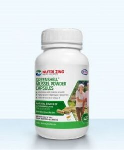 Green Lipped Mussel GREENSHELL™ broad spectrum of omega 3, vitamins and minerals