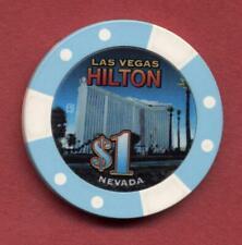 New listing $1 Las Vegas Hilton House Chip Tcr N4184 2005