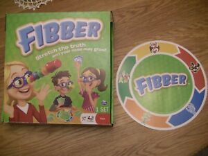 FIBBER replacement board and box pieces parts