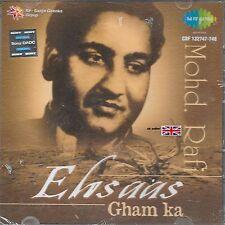 MOHD. RAFI - EHSAAS GHAM KA - BRAND NEW SOUND TRACK  2CDs SET - FREE UK POST