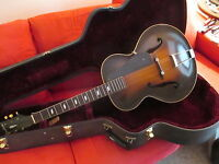 1938/9 Epiphone Made in New York Masterbuilt Archtop Spruce for Repairs