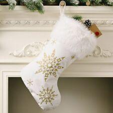 Christmas Stocking Stockings Santa Gift Xmas Sack Bag 18 Red New Personalized
