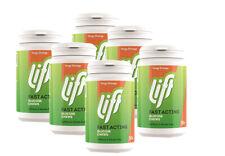 Gluco tabs Lift - 50 Glucose (Orange) Tablets 200g- 6 Pack