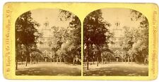 Philadelphia PA -INDEPENDENCE HALL- Ropes & Co Stereoview