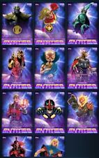 Topps marvel Collect Cosmic entities set/award Digital