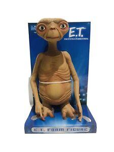 "E.T. The Extra Terrestrial 12"" Foam Rubber Prop Replica Figure Neca New"