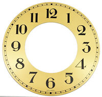 ZIFFERBLATTRING D 203 Zifferblatt Reif f Wanduhr Regulator Uhr clock dial