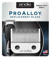 Andis Replacement Blade Set For ProAlloy Clipper (#69115) Pro Alloy