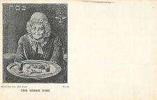 The Seder Dish, Bloch Publishing Co, NY 1907