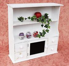 Mueble de cocina 12238 Estantería con tizas 55 cm Armario Shabby Buffet Estante
