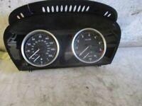 Tachometer Kombiinstrument Tacho Kombiinstrument MP/H+KM/H BMW 6 (E63) 630I