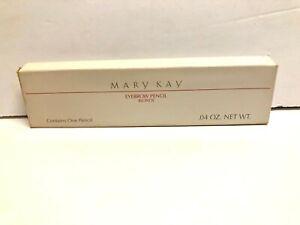 Rare Mary Kay Eyebrow Pencil Blonde 1343 Discontinued