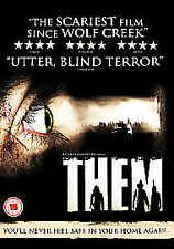 THEM (DVD, 2007) FRENCH horror for Halloween home invasion very scary