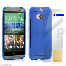 Étuis, housses et coques mat en silicone, caoutchouc, gel pour téléphone mobile et assistant personnel (PDA) HTC