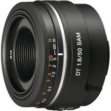 Obiettivi zoom Sony per fotografia e video Apertura massima F/1.8