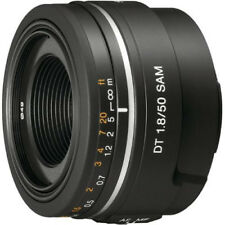 Obiettivi per fotografia e video Lunghezza focale 50mm