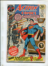 ACTION COMICS #405 (8.5) THE CASE OF THE PEOPLE VS SUPERMAN! 1971