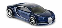 236 - 2019 Hot Wheels HW Exotics - 2016 Bugatti Chiron Die-Cast Car Dark Blue