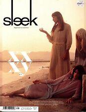 Sleek Magazine Art Fashion Autumn 2011 Genesis Breyer P-Orridge Kris Van Assche