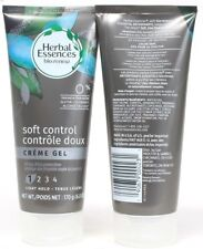 2 Herbal Essences Bio Renew Soft Control Cream Gel  Light Hold 6.0 oz