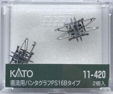 Kato N Scale 11-420 DC Pantograph Type PS16B
